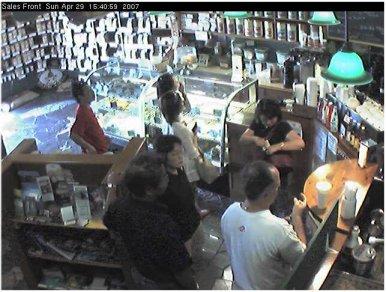 Coffee Gallery Webcam