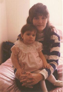 adrienne & mom