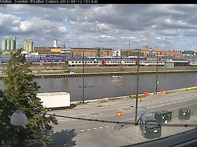 Malmo Live Webcam